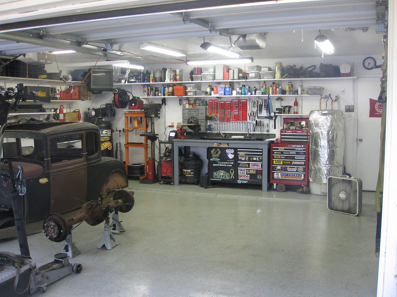 Getting The Most From A 2 Car GarageOn Budget