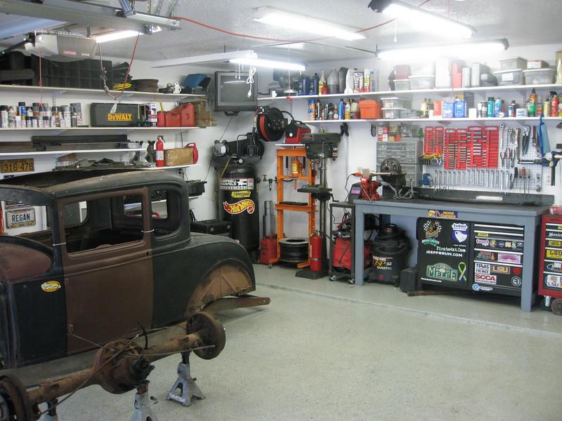 Garage Workshop Thread